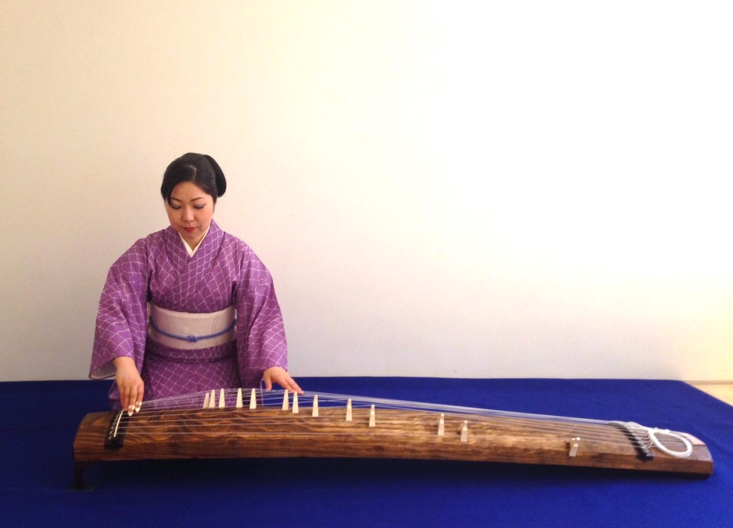 Instrumen Senar Tradisional Jepang