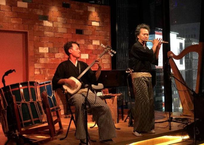 Menikmati Alat Musik dan Instrumen Tradisional Jepang!
